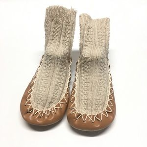 Hanna Andersson Slippers Sz 2-4